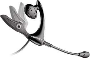 Plantronics MS200 Commercial Aviation Headset