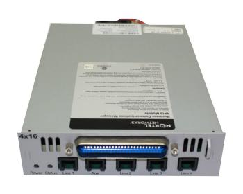 Nortel BCM Combo GATM4 x DSM16 Module