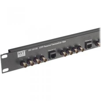 NVT Phybridge NV-1613S 16-Channel Video Transceiver Stub Hub
