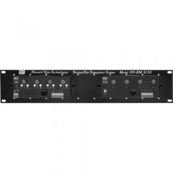 NVT Phybridge NV-RM8-10 Rack Panel for Rack Mounting Kit