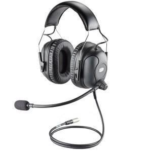 Plantronics SHR2161-15 Ruggedized Headset for Navy LSO Operations - 92161-15