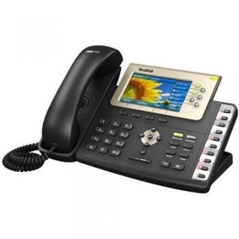 Yealink SIP-T38G Color Gigabit IP Phone