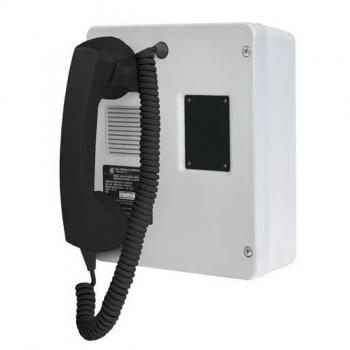 GAI-Tronics VoIP Rugged Indoor Analog Phone with Autodial