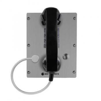 GAI-Tronics Behavioral Health Flush-Mount Phone w/Standard Keypad