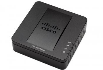Cisco SPA122 ATA with Router New