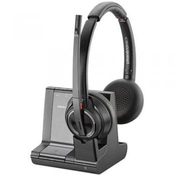 Plantronics Savi 8220 Office Binaural Stereo Wireless Headset