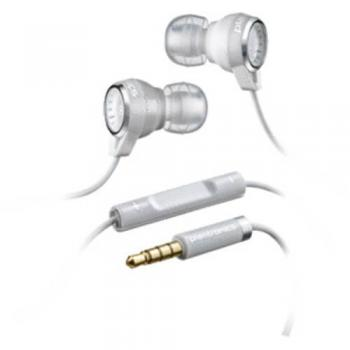 Plantronics Backbeat 216 Stereo Headphones with Mic, For iPhone/MP3