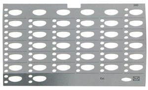 Avaya Partner 34D Series 2 Desi Paper 5 Pack New
