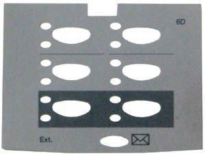 Avaya Partner 6D Desi Paper 5 Pack New