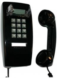 Cortelco 2554 Analog Wall Phone
