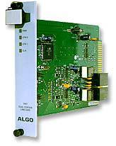 Algo 3401 Dual Station Line Card for Algo 3400 Security Intercom System