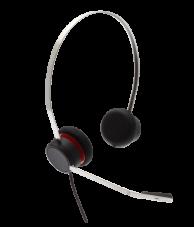 Avaya L149 Stereo QD Headset New